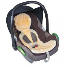 Fellhof Lambskin for car seat