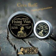 Fixing wax