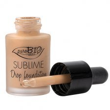 Fondotinta Drop Foundation Sublime 03 puroBIO VEGAN