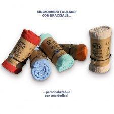 Foulard Canapa e Viscosa Limited Edition Dillo con un Foulard!