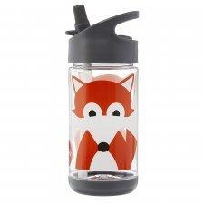Fox water bottle in Tritan