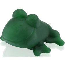 Fred the frog raw rubber bathing toy