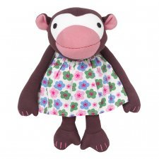Frida the Monkey in organic cotton