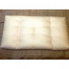 Futon for crib in pure natural cotton