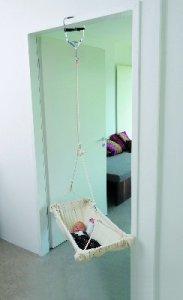 Fissaggio: Gancio Doorclamp per culla amaca