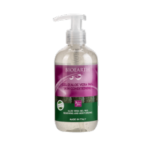 Gel Aloe Vera 96% Bioearth Formato Risparmio 250/500 ml