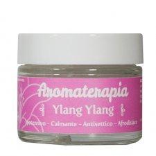Gel per Aromaterapia al ylang ylang: calmante, antisettico, afrodisiaco