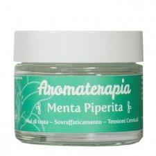 Gel per Aromaterapia alla Menta piperita: affaticamento e tensioni