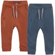 Georg boy pants in organic cotton