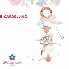 Ghirlanda di Sapone naturale: Cardellino