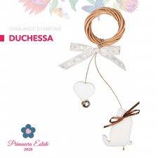 Ghirlanda di Sapone naturale: Duchessa