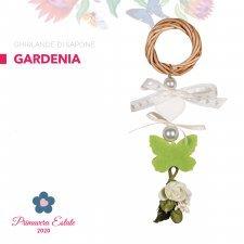 Ghirlanda di Sapone naturale: Gardenia