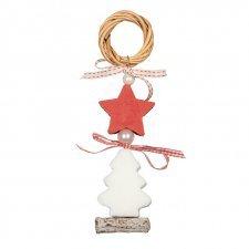 Ghirlanda di Sapone naturale: L'Abete di Natale