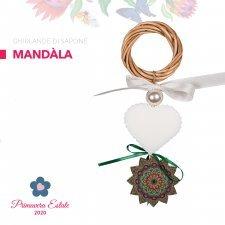 Ghirlanda di Sapone naturale: Mandala