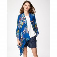 Giacca a kimono Peggy Blooms in bamboo