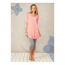 Giselle tunic in hemp