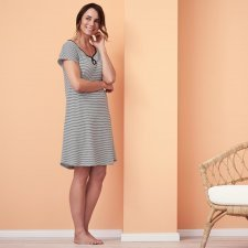 Gloria organic cotton nightdress