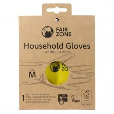 Gloves in natural rubber Fairtrade