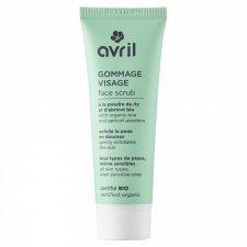 Gommage viso Avril Vegan