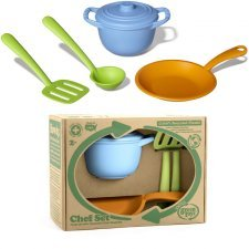 Green Toys Set per Cuochi