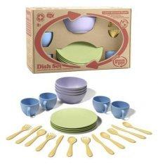 Green Toys Set Piatti