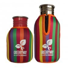 Neoprene Cover Greenyway Stainless Steel Water Bottles