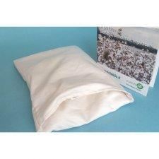 Guanciale per culla cusciniBio in cotone biologico 30x20cm