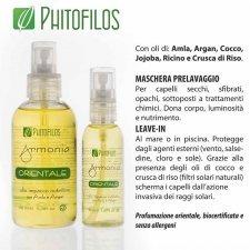 Hair Oil Phitofilos Armonia Orientale