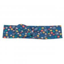 Hairband in organic cotton Dandy Ditsy
