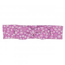 Hairband in organic cotton Ditsy