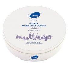 Hand face body cream with Karitè and Jojoba Bjobj