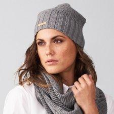 Hat Doris in merino wool and organic cotton