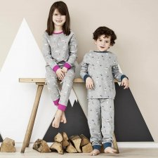 HAZEL Pyjamas 100 % organic Cotton