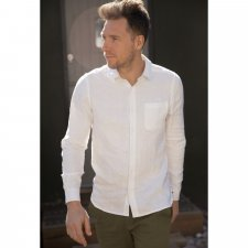 Hemp shirt Paolo for men