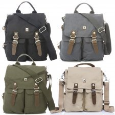 Hemp Shoulderbag and Backpack