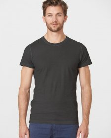 Hemp ultra light t-shirt Black