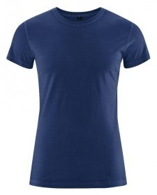 Hemp ultra light t-shirt Navy