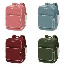MELA II Backpack in Fairtrade Organic Cotton