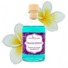 Frangipani home fragrances in coconut oil - long lasting