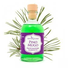 Pine home fragrances in coconut oil - long lasting