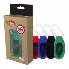 INSTOP anti-mosquito carabiner keychain