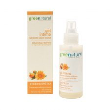 Intimate moisturizing gel with organic calendula and aloe vera