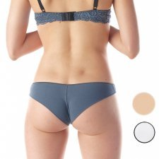Invisible Brazilian Brief in Modal and Cotton