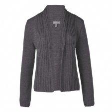 Jacket cardi Sonja in 100% merino wool
