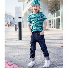 Jeans bambini Maxomorra in cotone biologico