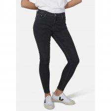 Jeans Cody Skinny Dark Grey vita media cotone biologico