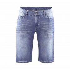 Jeans corti da uomo Ikarus in Cotone Biologico