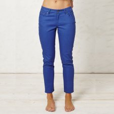 Jeans Donna colorati in cotone biologico