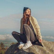 Jeans Donna Max Flex Light Grey 2.0 in Cotone Biologico