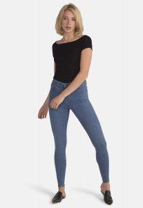 Jeans Jane Skinny Mid vita alta cotone biologico